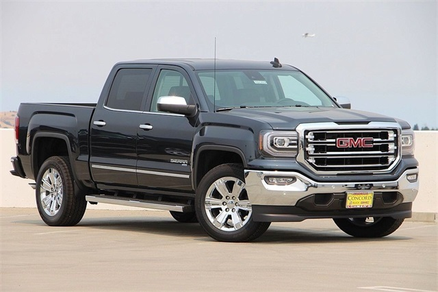 2018 Sierra 1500 Crew Cab 4x2,  Pickup #181782 - photo 3