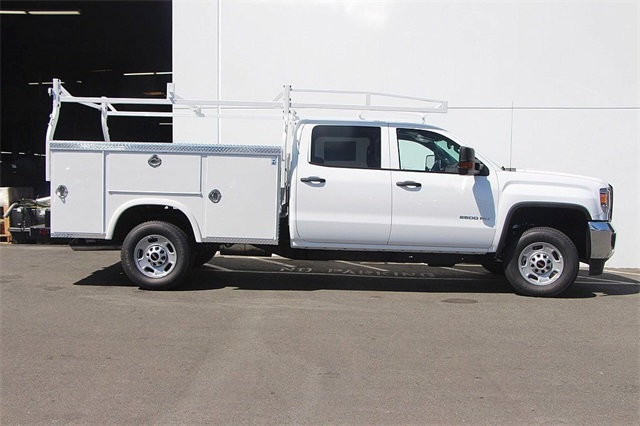 2018 Sierra 2500 Crew Cab 4x2,  Royal Service Body #181787 - photo 6