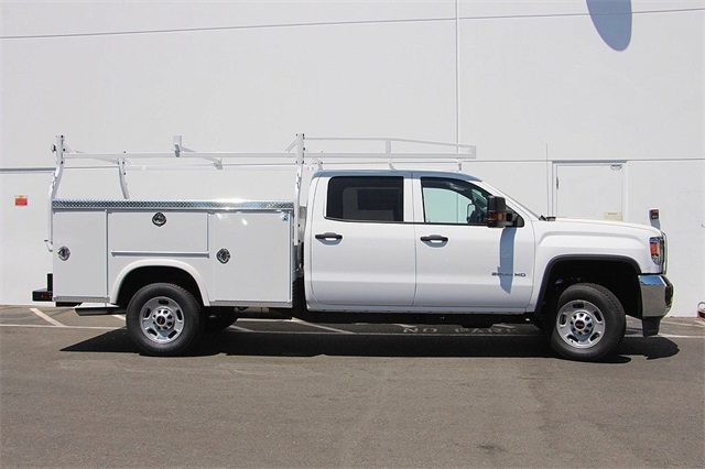 2018 Sierra 2500 Crew Cab 4x2,  Royal Service Body #181788 - photo 6