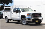 2018 Sierra 2500 Crew Cab 4x2,  Royal Service Body #181788 - photo 1