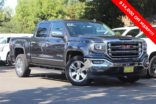 2018 Sierra 1500 Crew Cab 4x2,  Pickup #181794 - photo 1