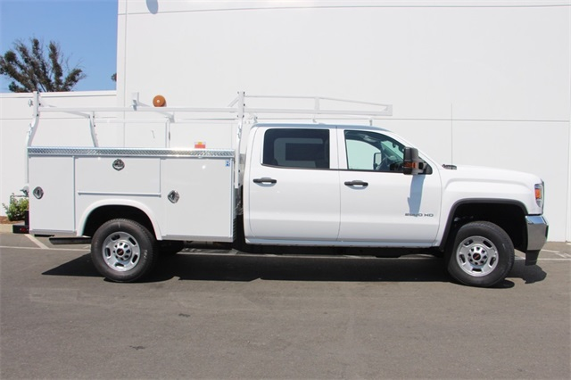2018 Sierra 2500 Crew Cab 4x2,  Royal Service Body #181799 - photo 6