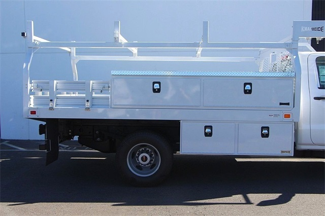 2018 Sierra 3500 Regular Cab DRW 4x2,  Knapheide Contractor Body #181846 - photo 6