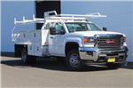 2018 Sierra 3500 Regular Cab DRW 4x2,  Knapheide Contractor Body #181846 - photo 1