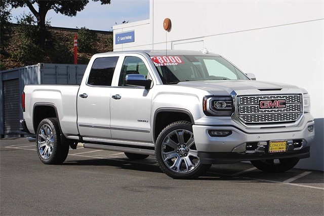 2018 Sierra 1500 Crew Cab 4x4,  Pickup #181884 - photo 3