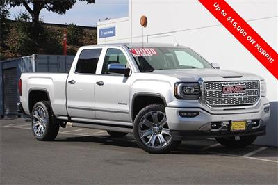 2018 Sierra 1500 Crew Cab 4x4,  Pickup #181884 - photo 1