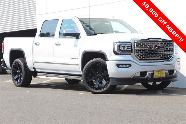 2018 Sierra 1500 Crew Cab 4x4,  Pickup #181890 - photo 1