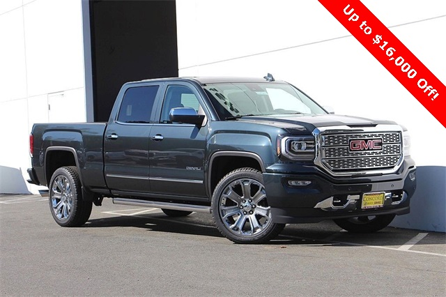 2018 Sierra 1500 Crew Cab 4x4,  Pickup #181901 - photo 1