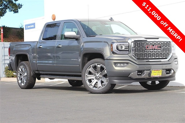 2018 Sierra 1500 Crew Cab 4x4,  Pickup #181907 - photo 1