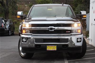 2017 Silverado 2500 Crew Cab 4x4,  Pickup #181911A - photo 4