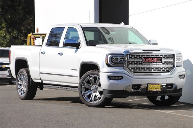 2018 Sierra 1500 Crew Cab 4x4,  Pickup #181929 - photo 3