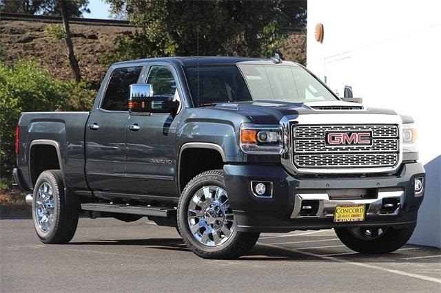 2019 Sierra 2500 Crew Cab 4x4,  Pickup #191101 - photo 3