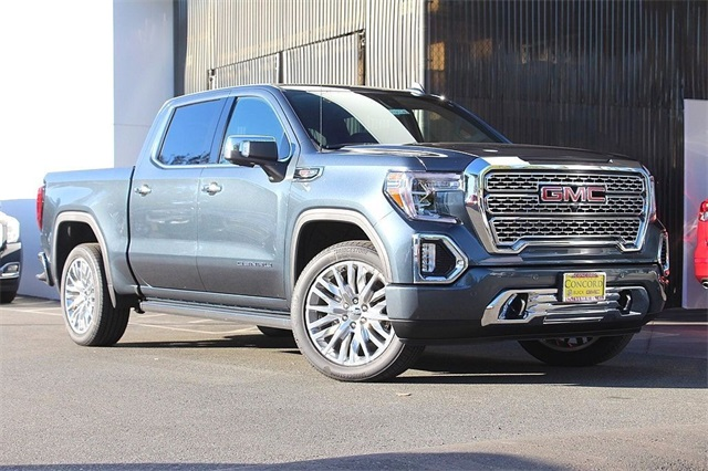 2019 Sierra 1500 Crew Cab 4x4,  Pickup #191146 - photo 3