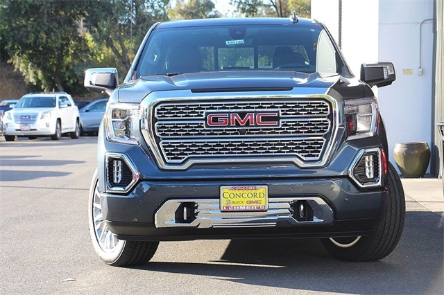 2019 Sierra 1500 Crew Cab 4x4,  Pickup #191146 - photo 5