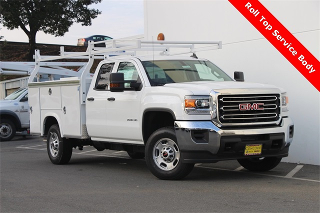 2019 GMC Sierra 2500 Extended Cab 4x2, Royal Service Body #191854 - photo 1