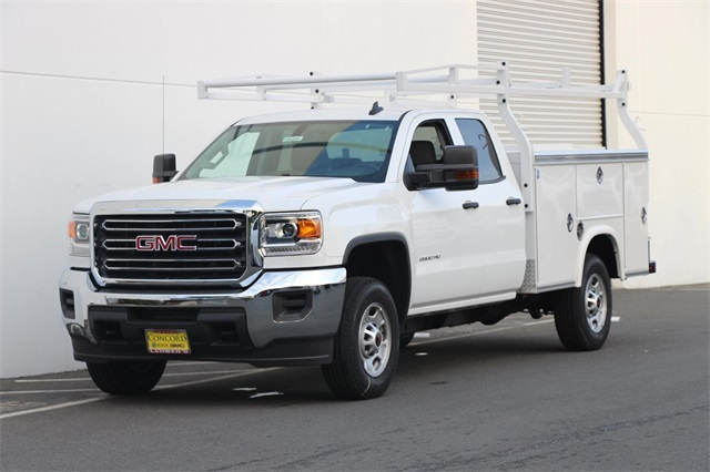2019 Sierra 2500 Extended Cab 4x2, Royal Service Body #191854 - photo 10