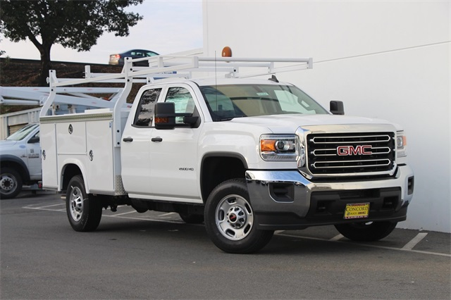 2019 Sierra 2500 Extended Cab 4x2, Royal Service Body #191854 - photo 3