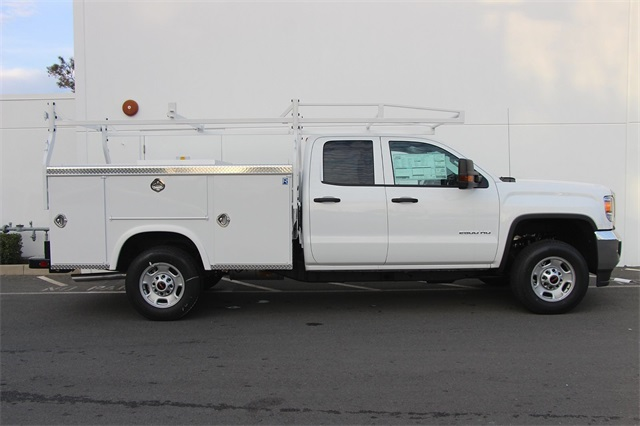 2019 Sierra 2500 Extended Cab 4x2, Royal Service Body #191854 - photo 6