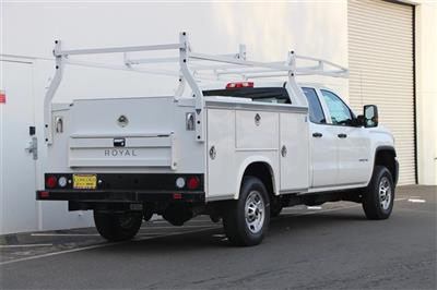 2019 Sierra 2500 Extended Cab 4x2, Royal Service Body #191854 - photo 2