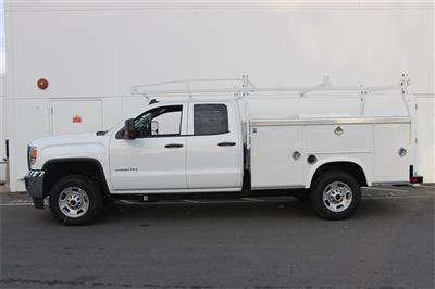 2019 Sierra 2500 Extended Cab 4x2, Royal Service Body #191854 - photo 9