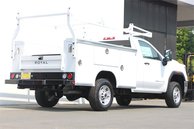 2020 GMC Sierra 2500 Regular Cab 4x2, Royal Service Body #201419 - photo 1