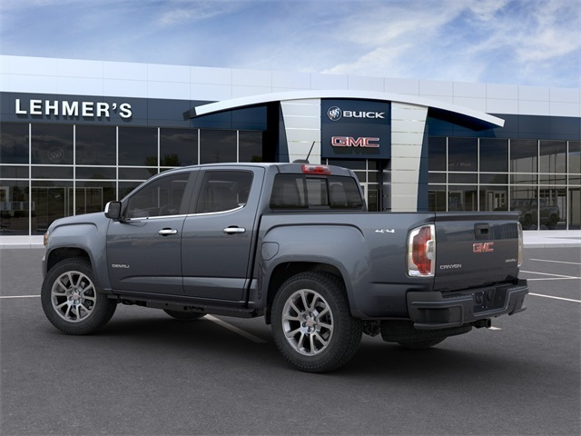 2020 GMC Canyon Crew Cab 4x4, Pickup #201463 - photo 4