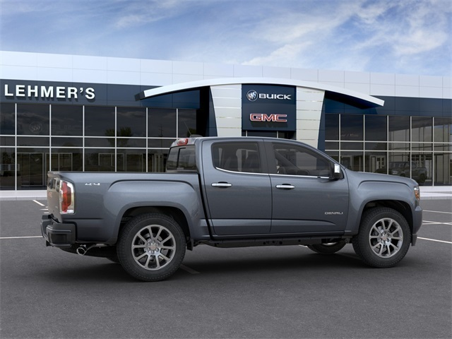 2020 GMC Canyon Crew Cab 4x4, Pickup #201463 - photo 5