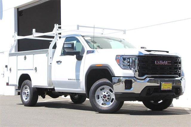 2020 GMC Sierra 2500 Regular Cab 4x2, Royal Service Body #201473 - photo 3