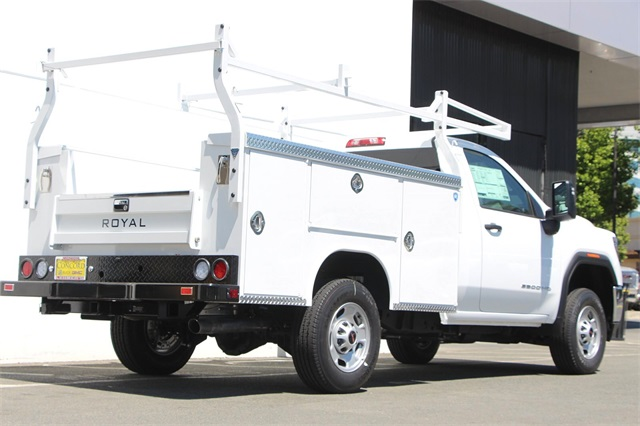2020 GMC Sierra 2500 Regular Cab 4x2, Royal Service Body #201473 - photo 2