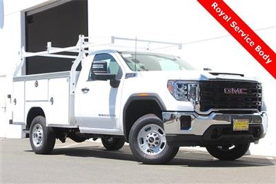 2020 GMC Sierra 2500 Regular Cab 4x2, Royal Service Body #201473 - photo 1