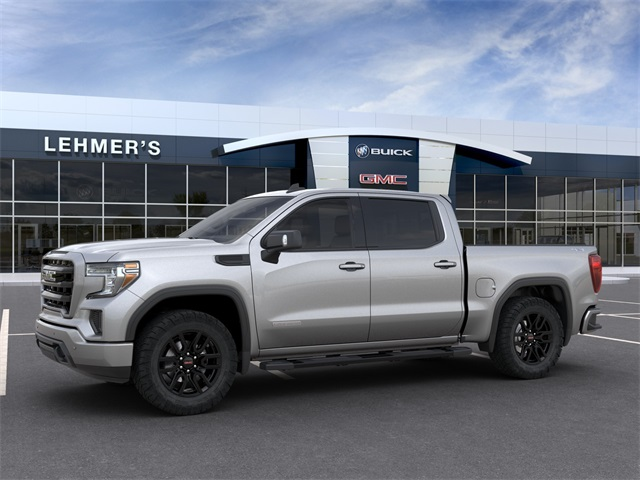 2020 GMC Sierra 1500 Crew Cab 4x4, Pickup #201569 - photo 3