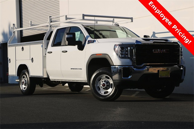 2020 GMC Sierra 2500 Double Cab 4x2, Royal Service Body #201641 - photo 1