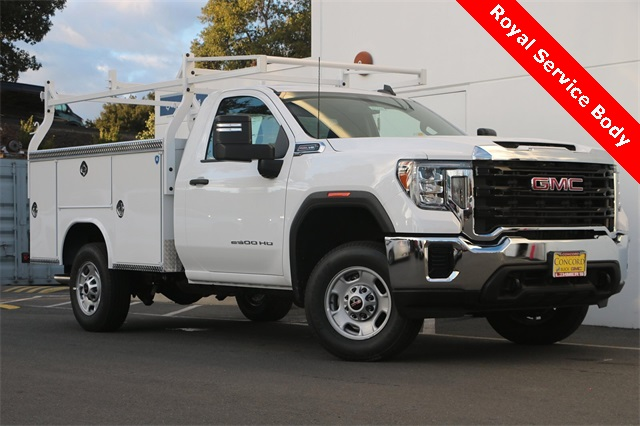 2020 GMC Sierra 2500 Regular Cab 4x2, Royal Service Body #201644 - photo 1
