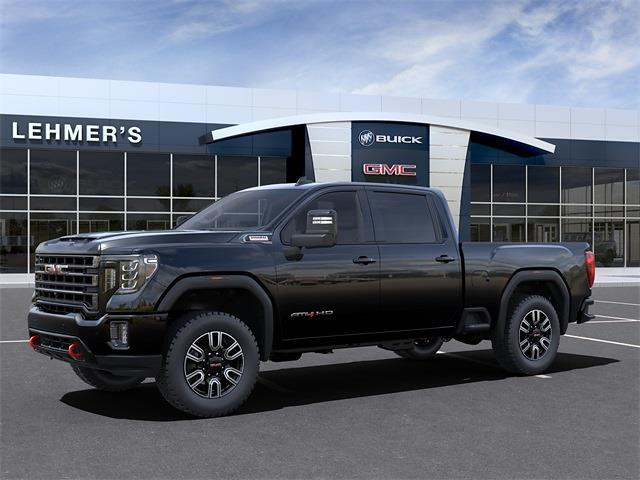 2021 GMC Sierra 2500 Crew Cab 4x4, Pickup #211206 - photo 3