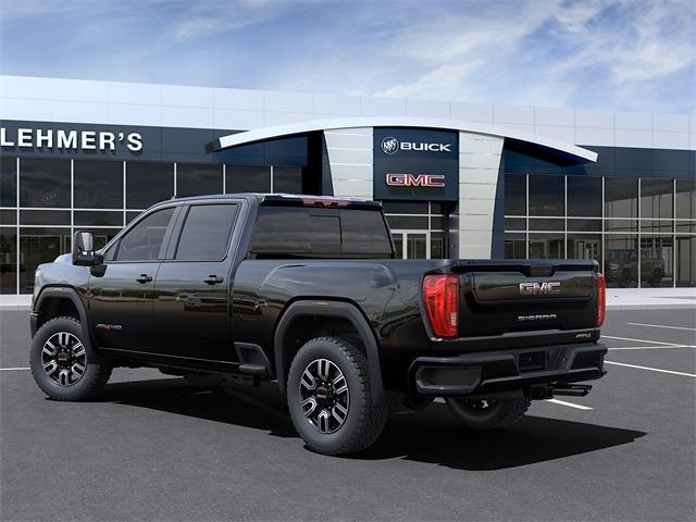 2021 GMC Sierra 2500 Crew Cab 4x4, Pickup #211206 - photo 4