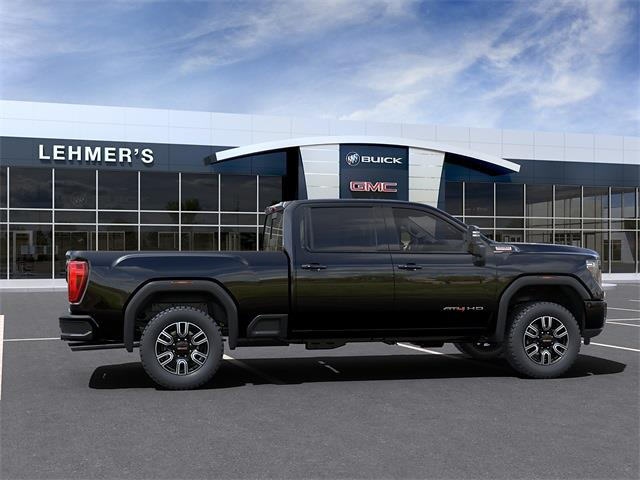2021 GMC Sierra 2500 Crew Cab 4x4, Pickup #211206 - photo 5