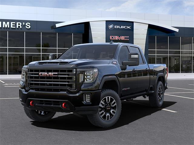 2021 GMC Sierra 2500 Crew Cab 4x4, Pickup #211206 - photo 6