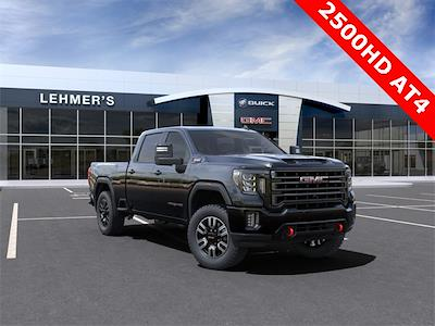 2021 GMC Sierra 2500 Crew Cab 4x4, Pickup #211206 - photo 1