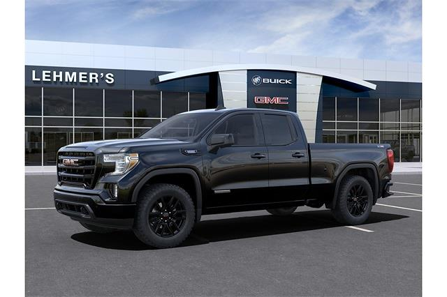 2021 GMC Sierra 1500 Double Cab 4x4, Pickup #211210 - photo 5