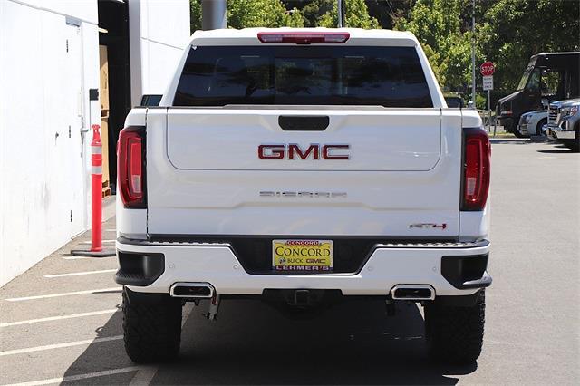 2021 GMC Sierra 1500 Crew Cab 4x4, Pickup #211384 - photo 6