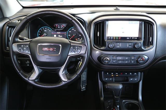 2021 GMC Canyon Crew Cab 4x4, Pickup #211413 - photo 17