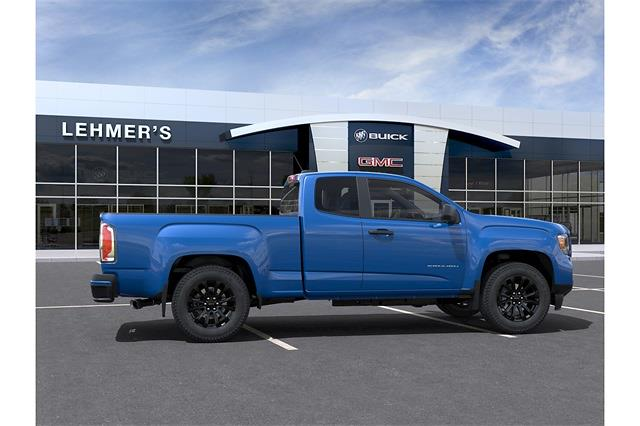 2021 GMC Canyon Extended Cab 4x4, Pickup #211422 - photo 6