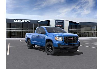 2021 GMC Canyon Extended Cab 4x4, Pickup #211422 - photo 3