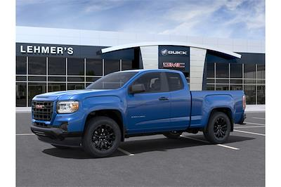 2021 GMC Canyon Extended Cab 4x4, Pickup #211422 - photo 4