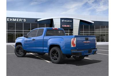 2021 GMC Canyon Extended Cab 4x4, Pickup #211422 - photo 5
