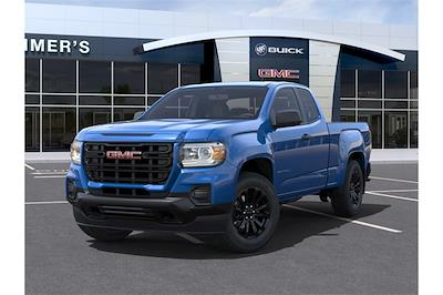 2021 GMC Canyon Extended Cab 4x4, Pickup #211422 - photo 7