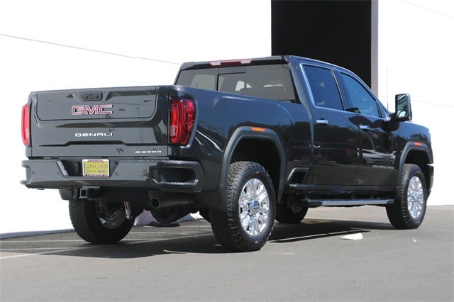 2020 GMC Sierra 2500 Crew Cab 4x4, Pickup #7013 - photo 1