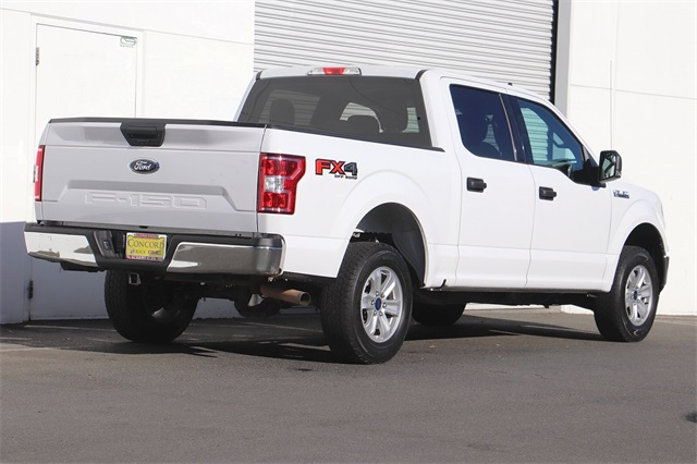 2019 Ford F-150 SuperCrew Cab 4x4, Pickup #7085 - photo 1