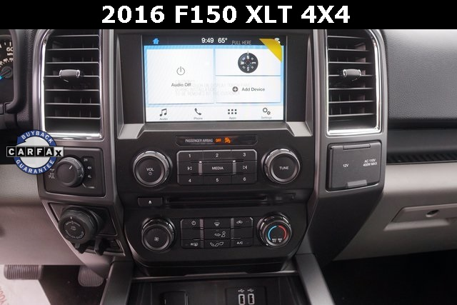 2016 F-150 Super Cab 4x4 Pickup #16F1087 - photo 12