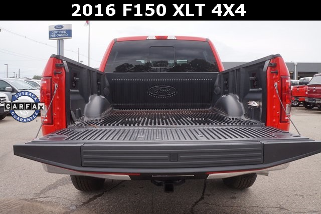 2016 F-150 Super Cab 4x4 Pickup #16F1087 - photo 23